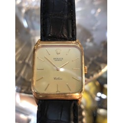 Gold watch Rolex 18K